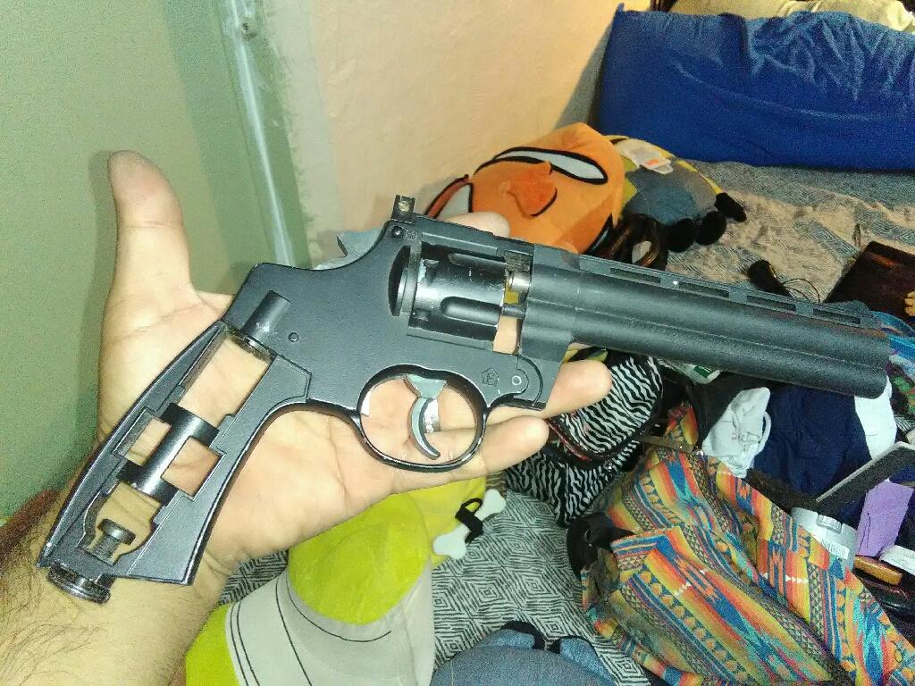 357 c02 pellet gun