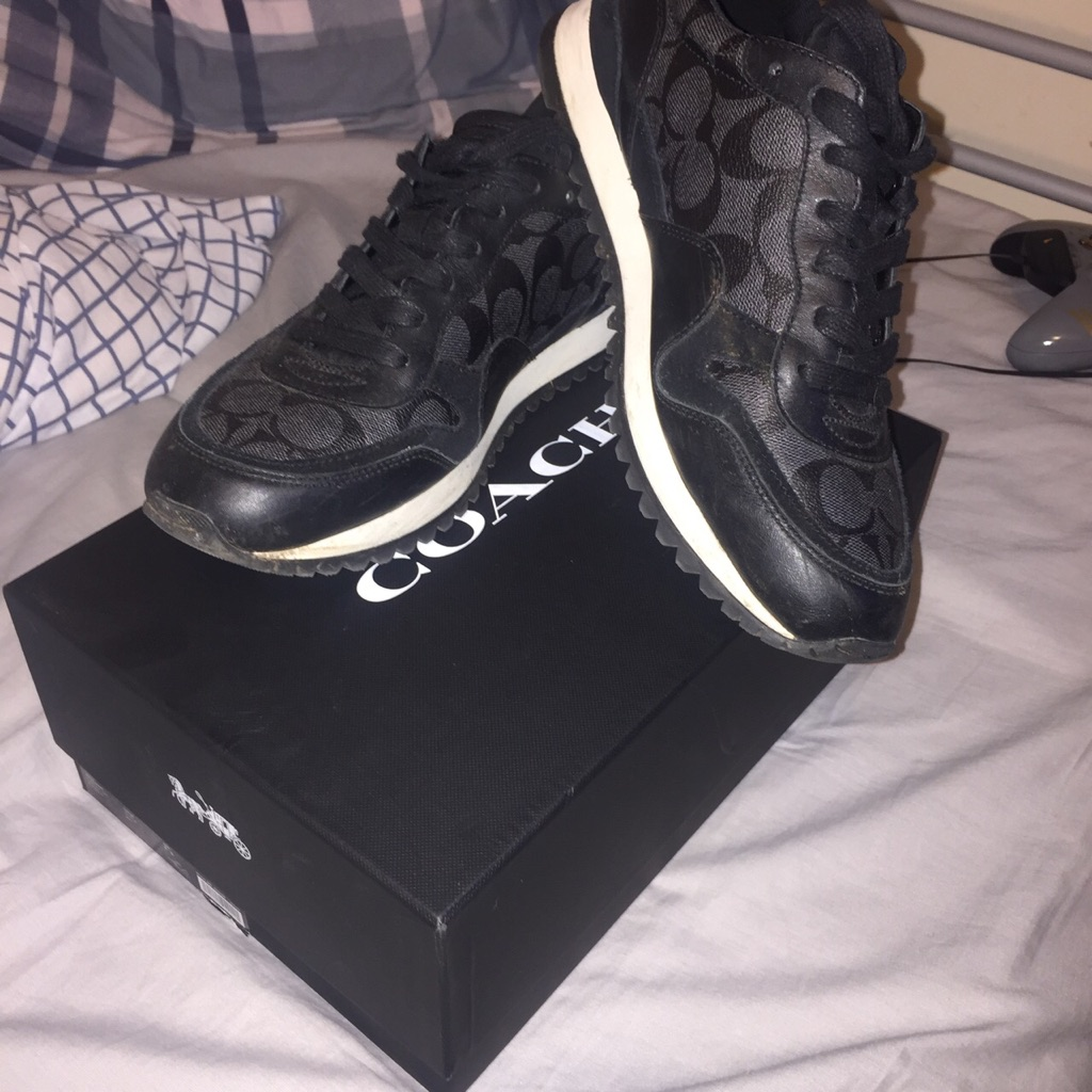 Coach trainers for men