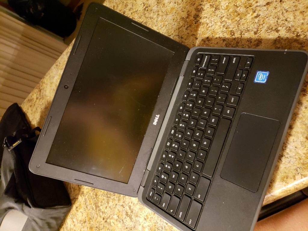 Dell Intel inspiron chromebook