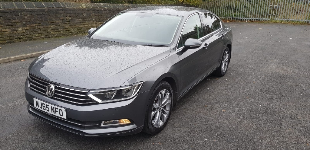VW PASSAT 1.6TDI SALOON BUSINESS 2015