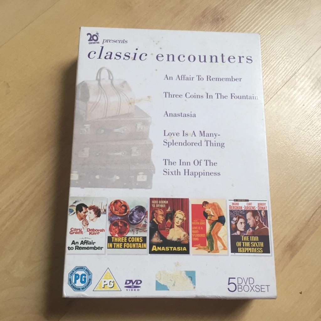 Classic Encounters 5 Movies DVD Box Set