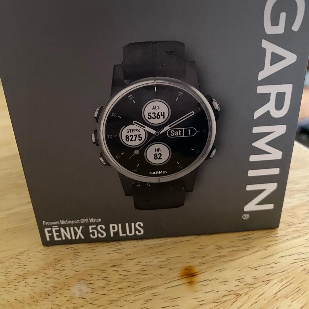 Garmin Fenix 5s plus