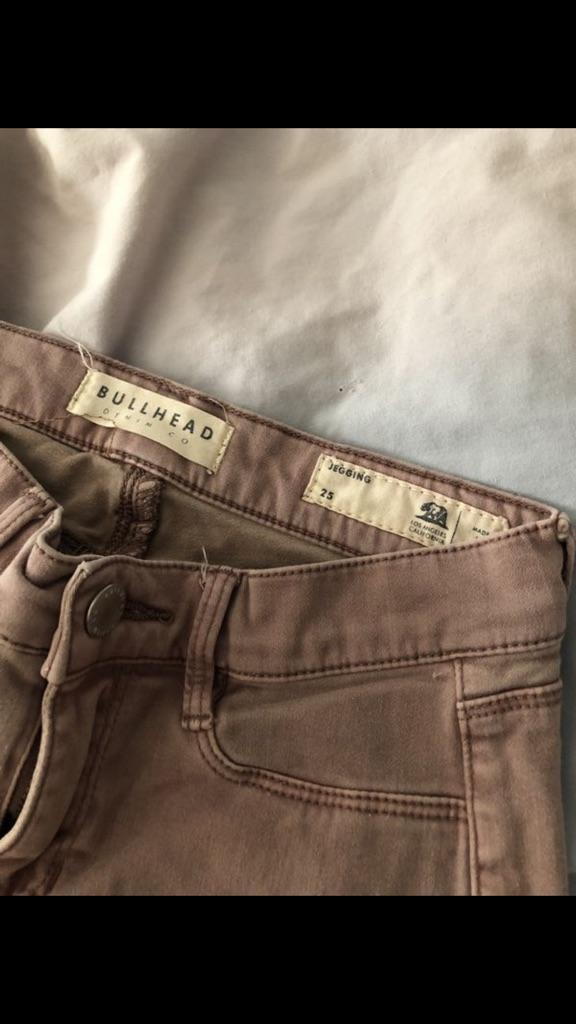 Bullhead Pants (soft)