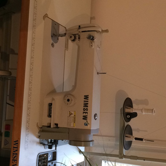Wimsew industrial sewing machine