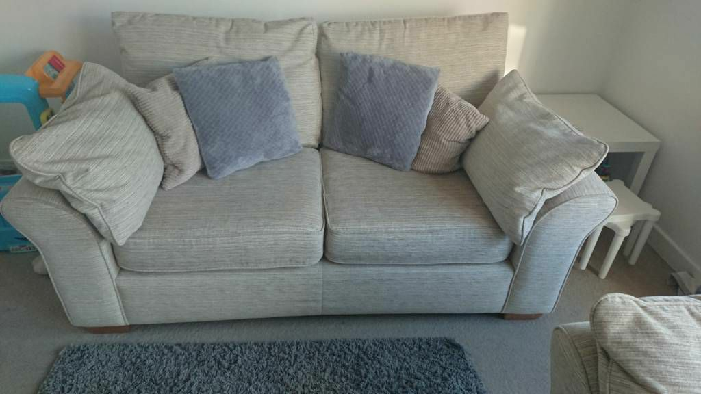 Next Garda Two Seater Sofa for sale (two available)