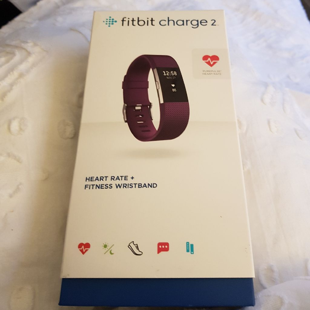 Fitbit Carge 2
