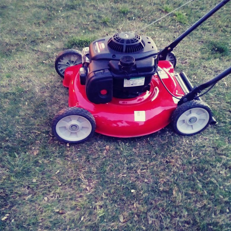 Push mower (MTM)
