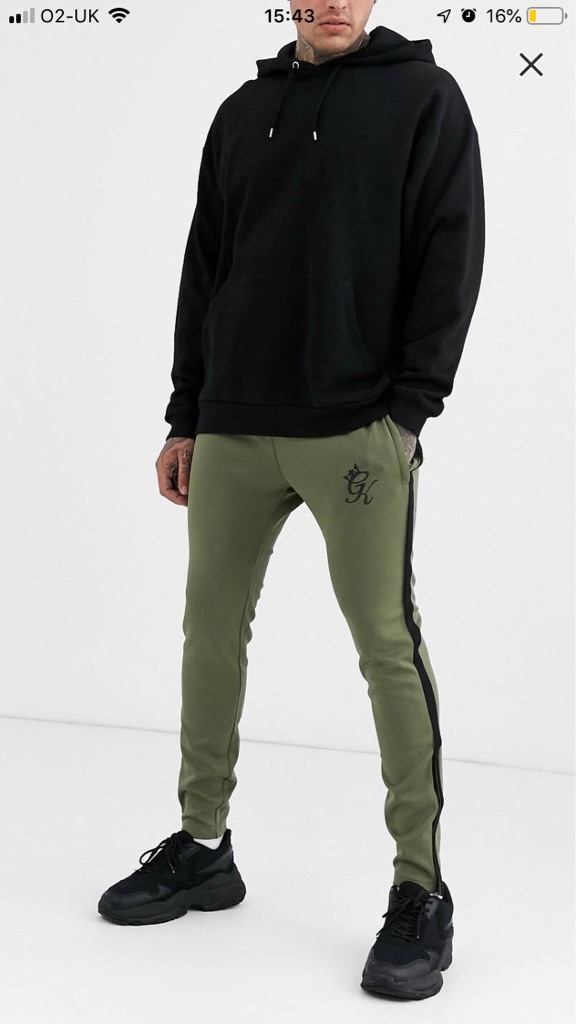 Gym king joggers