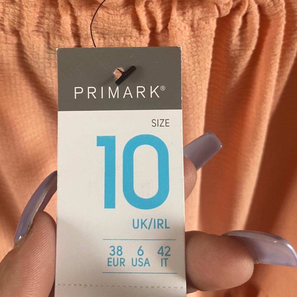 Brand new primark dress