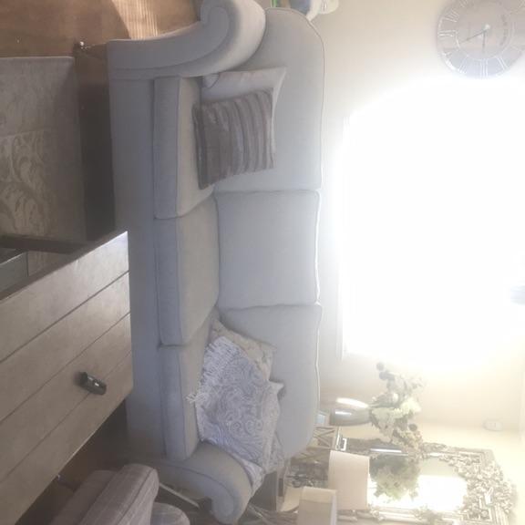 Laura Ashley Mortimer Upholstered Grande Sofa