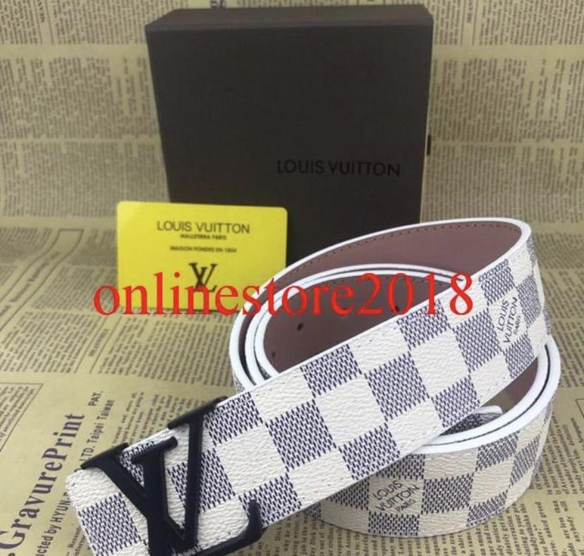 Louis Vuitton Hoodie/Belt matching set