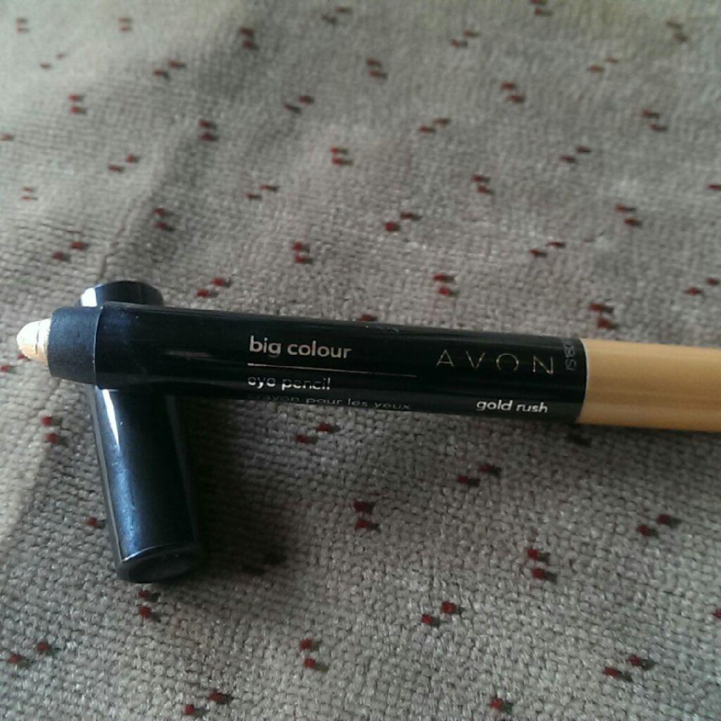 Avon Big Colour Eyeshadow Pencil