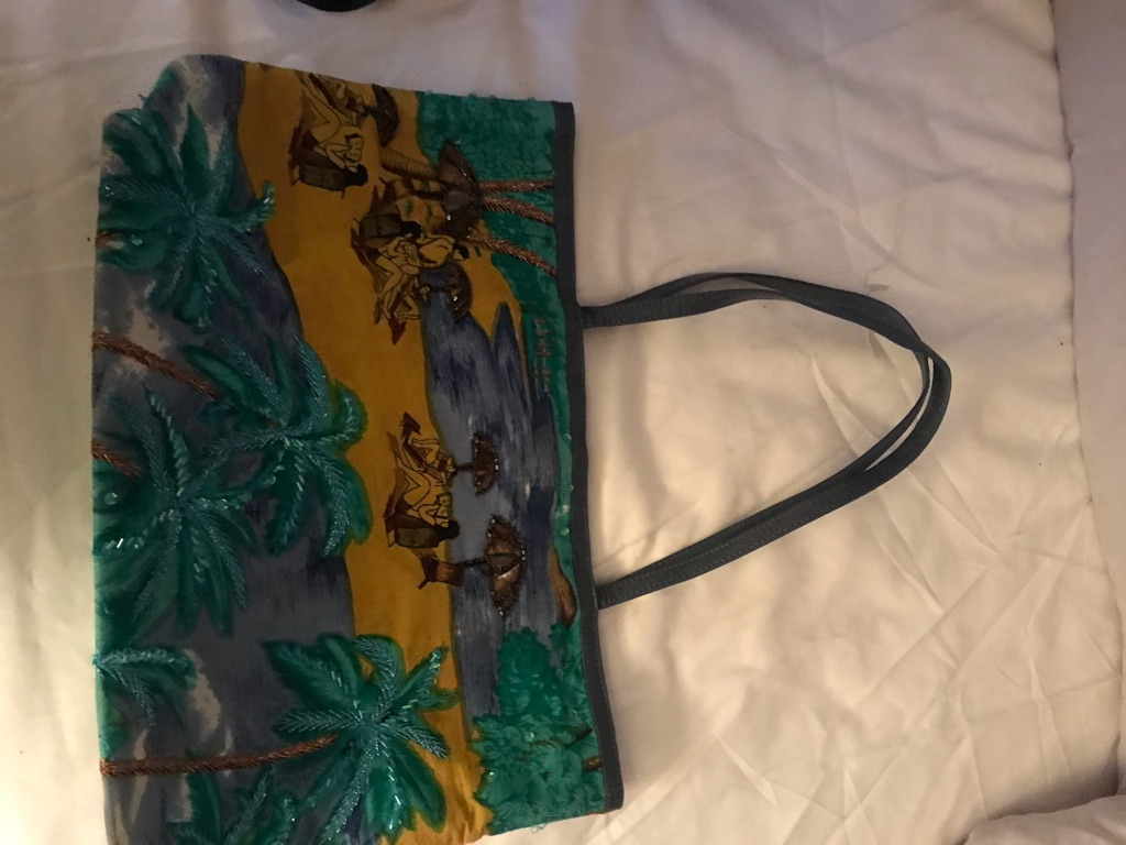 Beach bag or summer bag