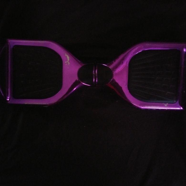 Chrome purple Hoverboard