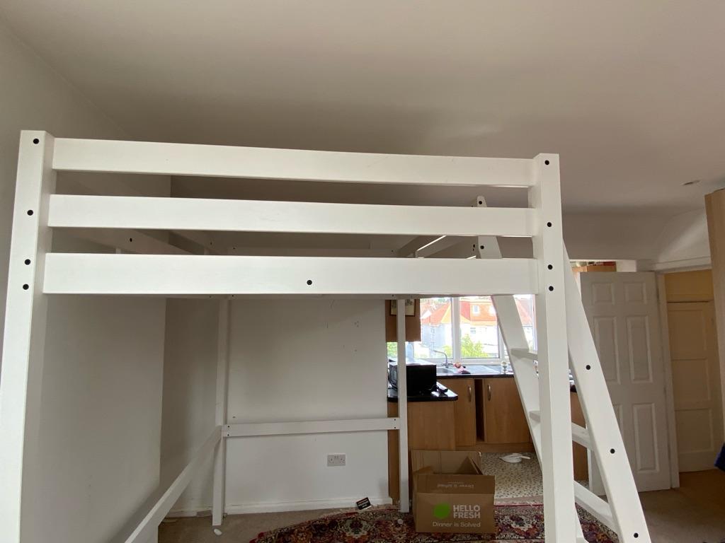 IKEA STORÅ loft bed
