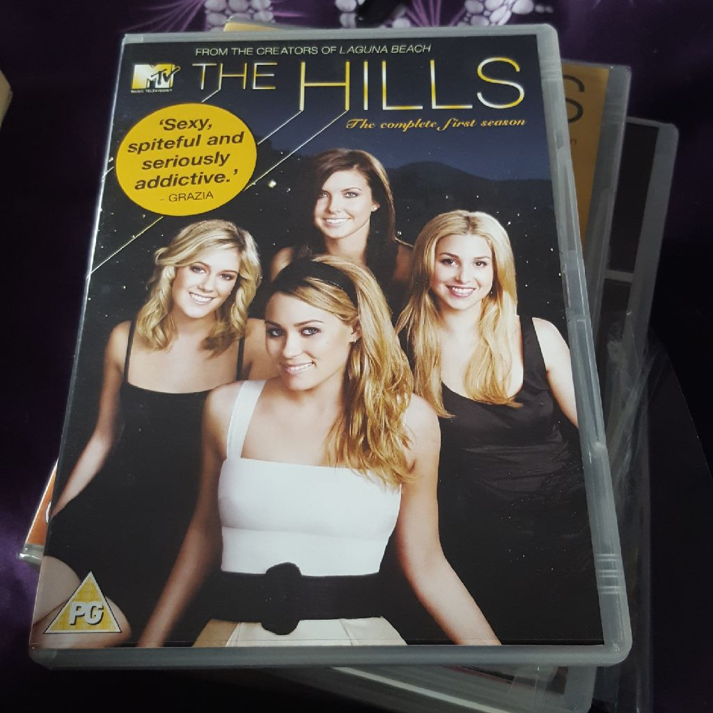Season 1 to 5 the hills