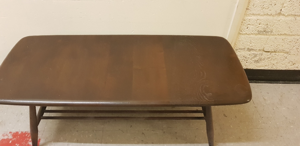 Antique Ercol coffee table