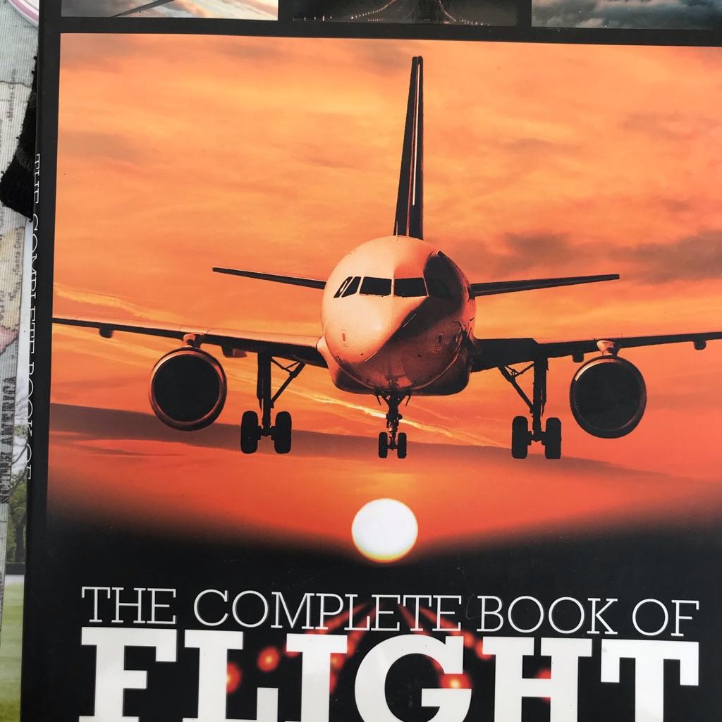 Aeroplane book