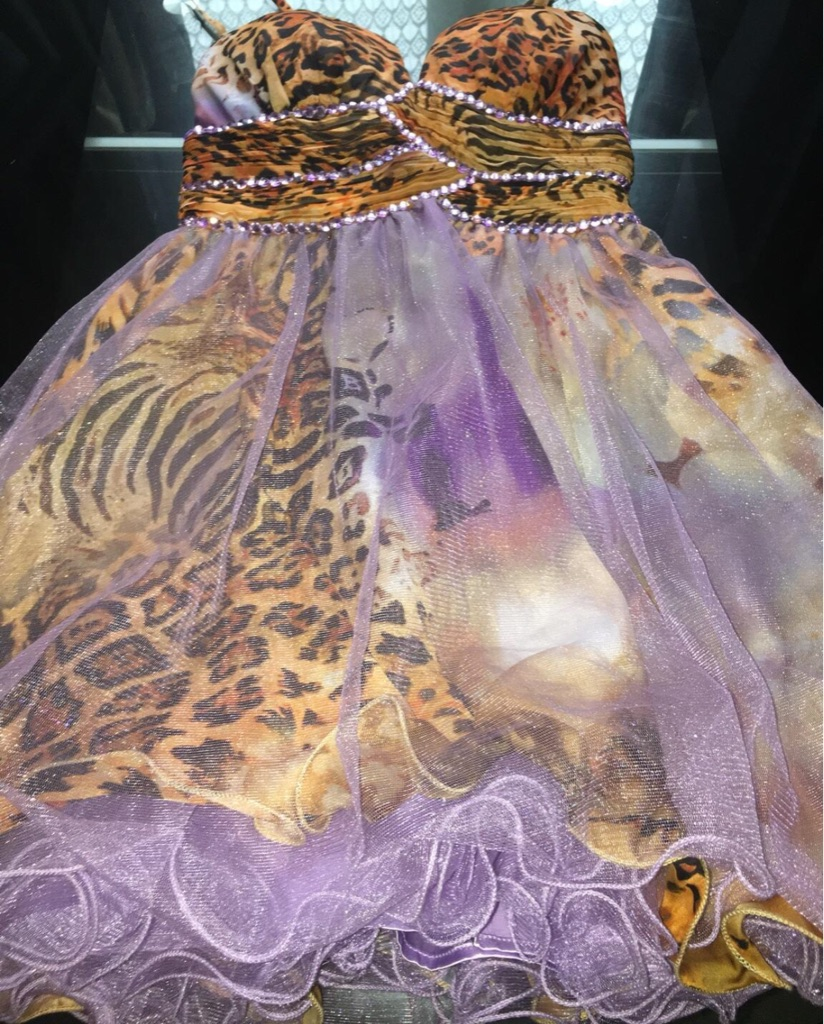 Size 8 CHI CHI Dress!