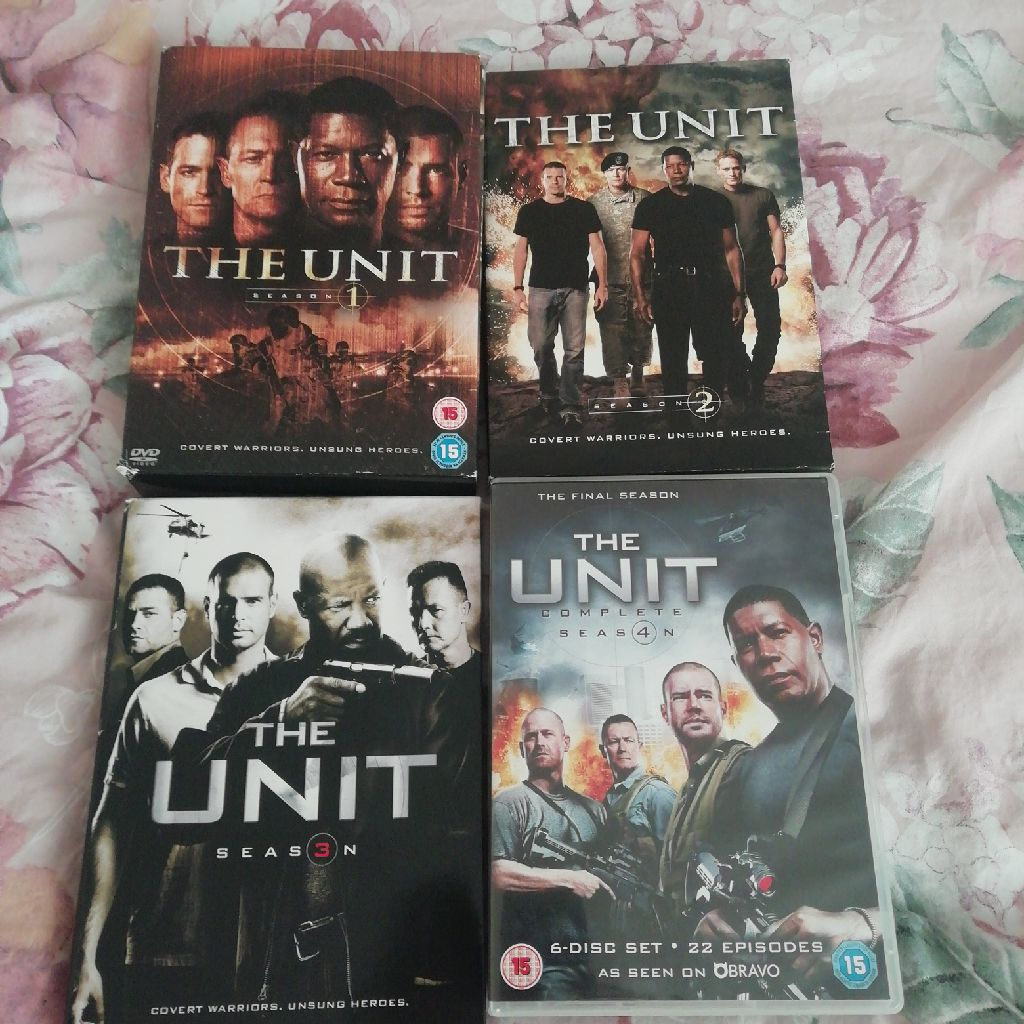 The Unit Box Sets