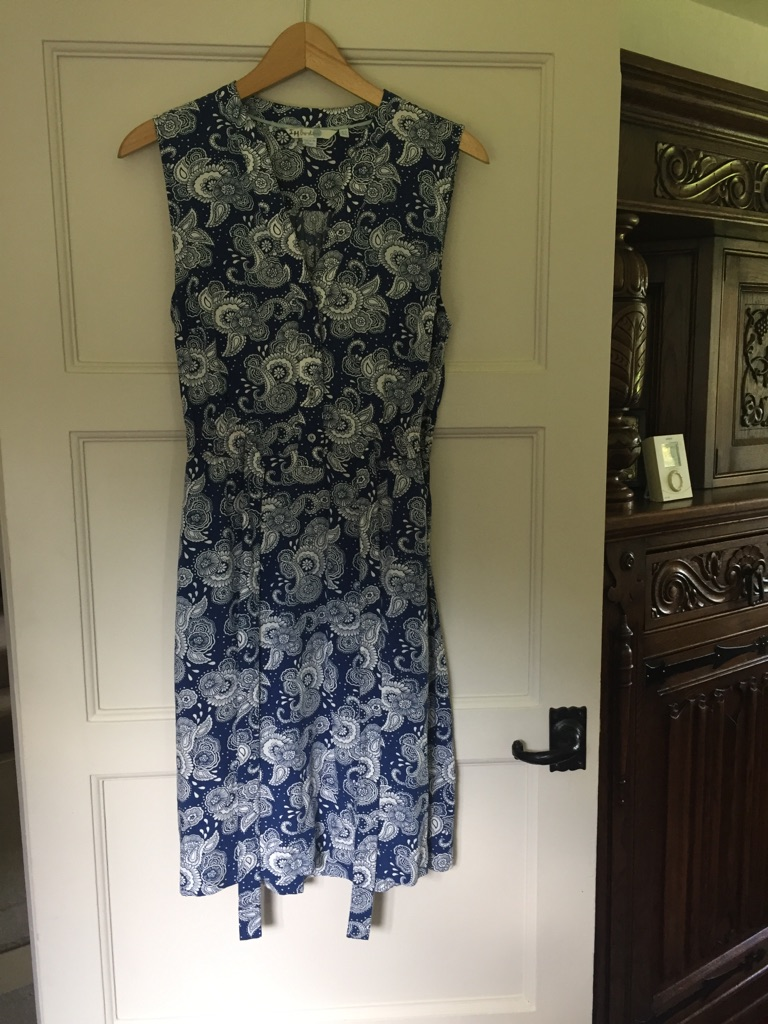 Biden Paisley print dress size 12