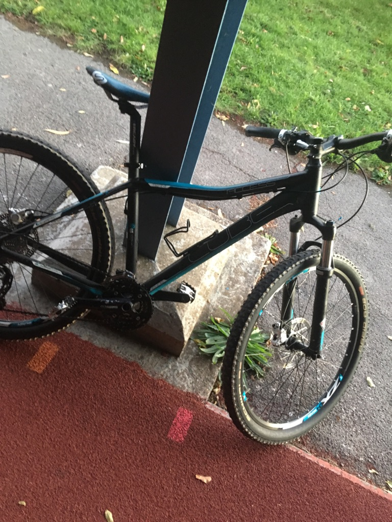 Cube mountain Bike Need GONE ASAP