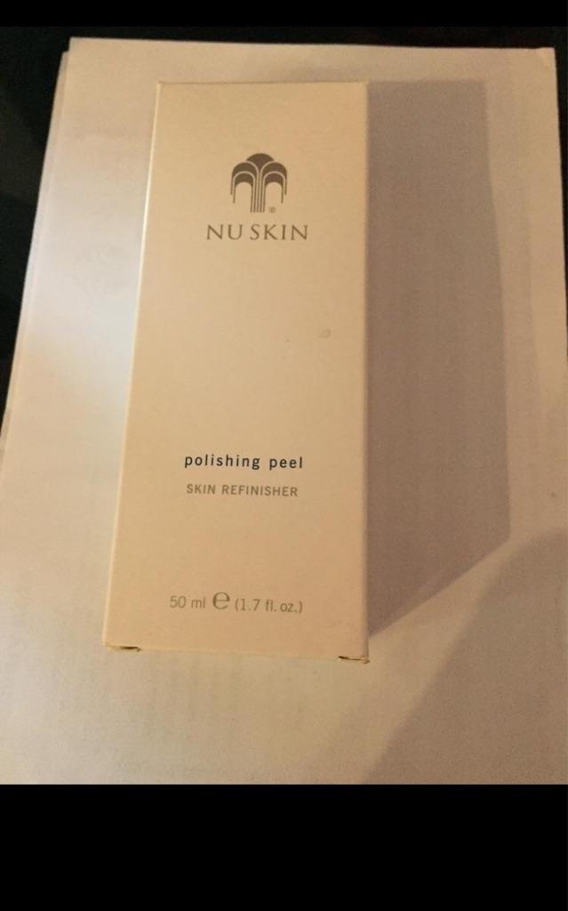 Nu Skin Polish Peel