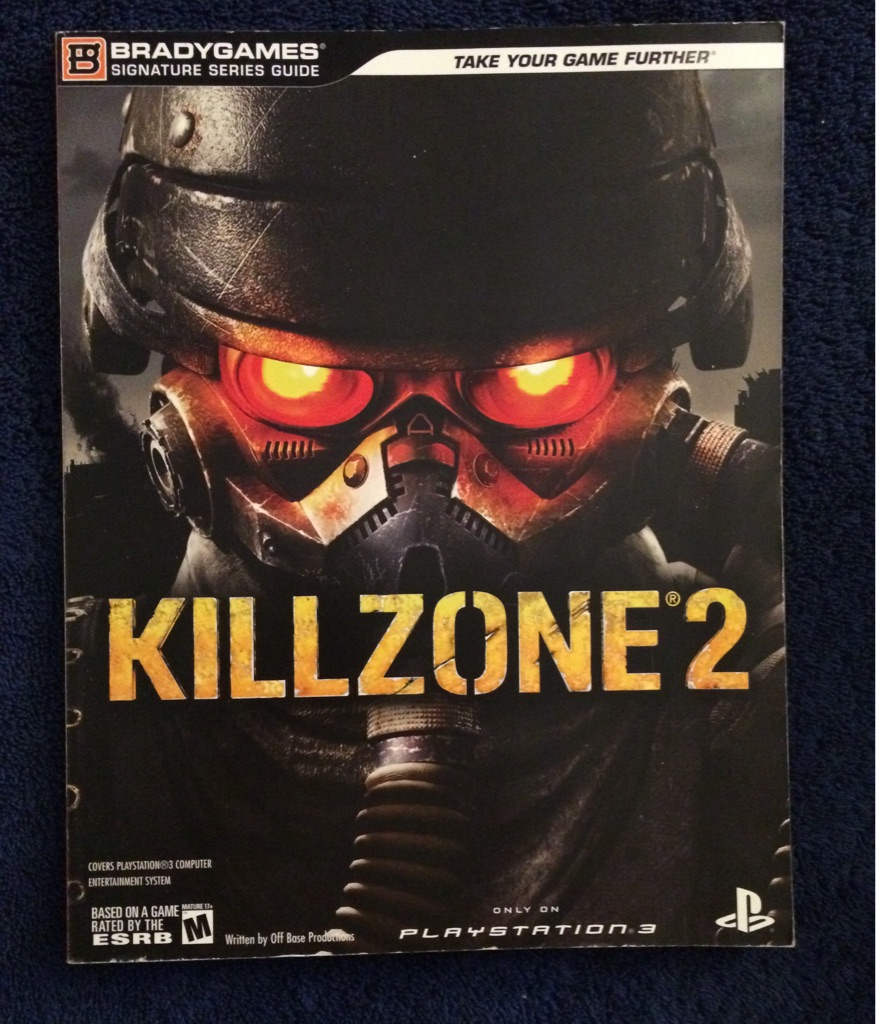 Kill Zone 2 Game Strategy Guide (PS3) 🎮📖☠️🎯
