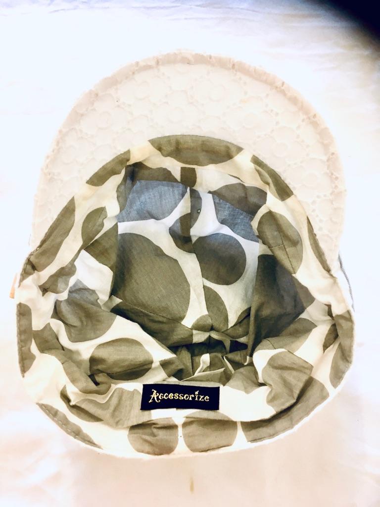 CAP (57cm) -By ACCESSORIZE