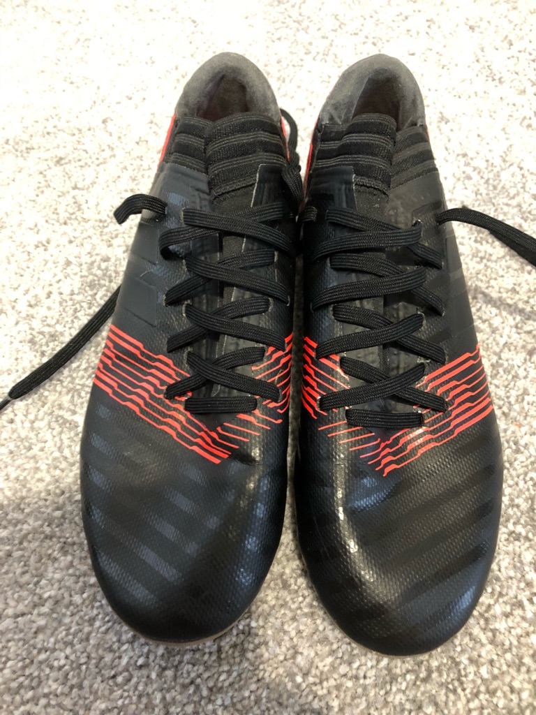 Adidas footy boots size 5.5