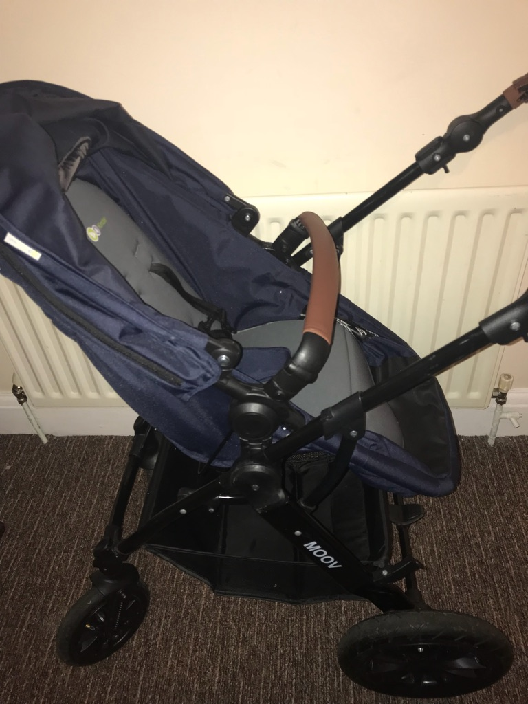 Kinderkraft pushchair 3in1