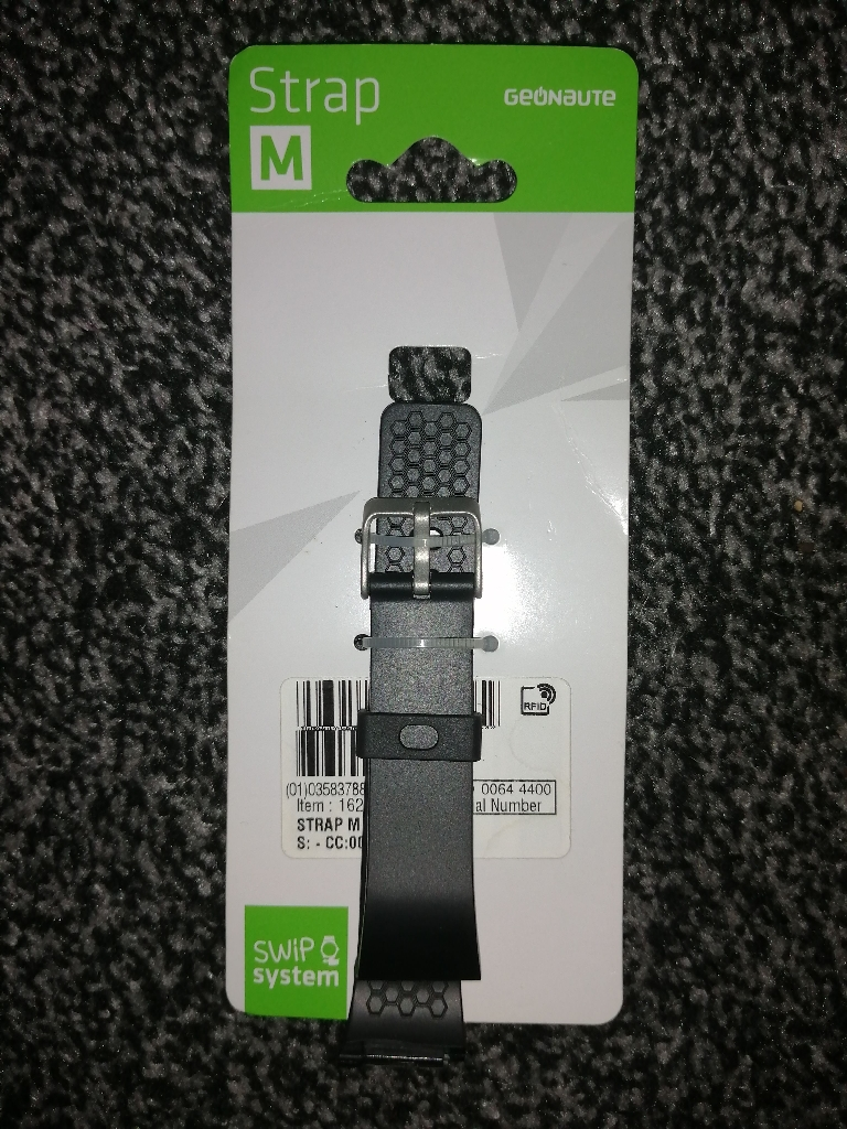 New Watch Strap