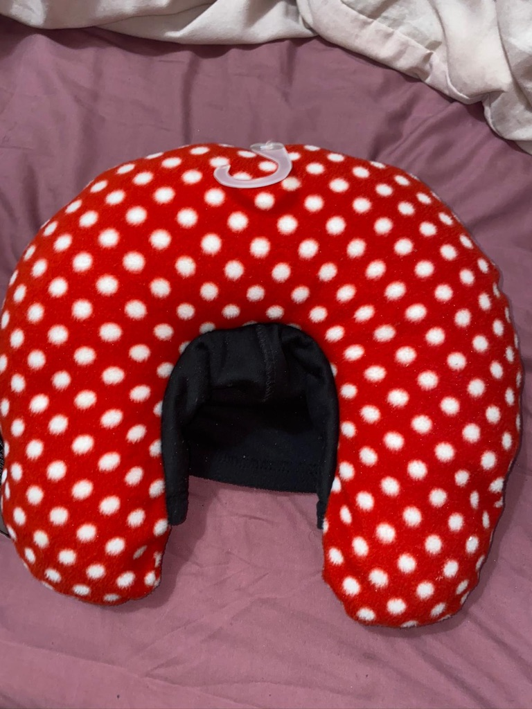 Minnie Mouse Travel Pillow