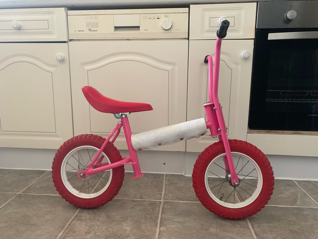 Balance bike/ bike 2 in 1
