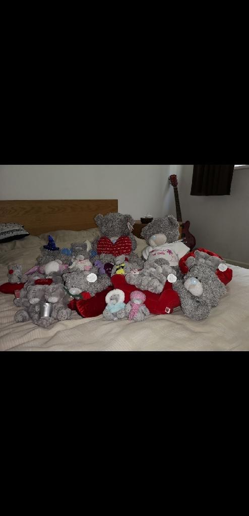 Me to you blue nose bear bundle teddy Bear