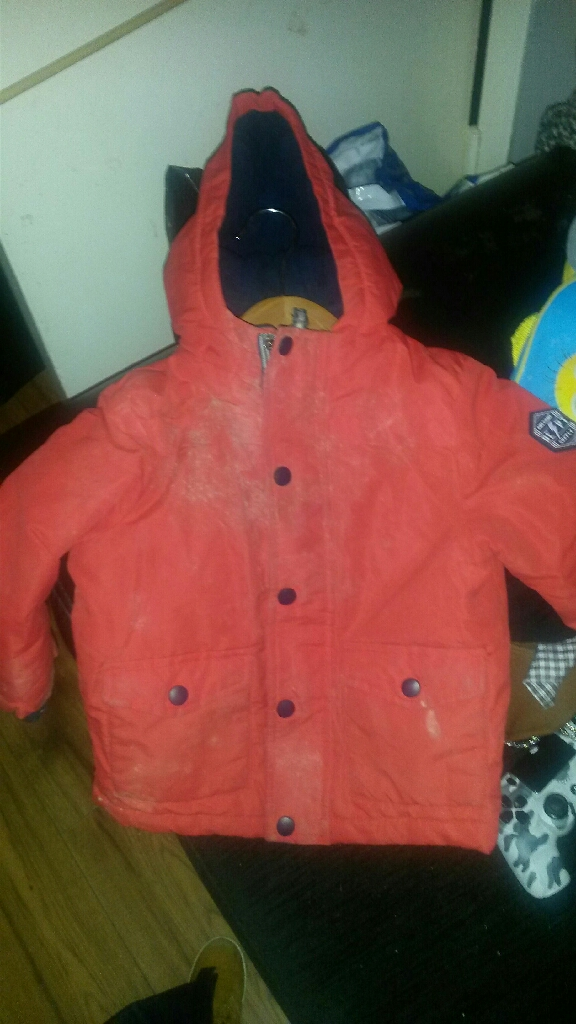 Infants jackets