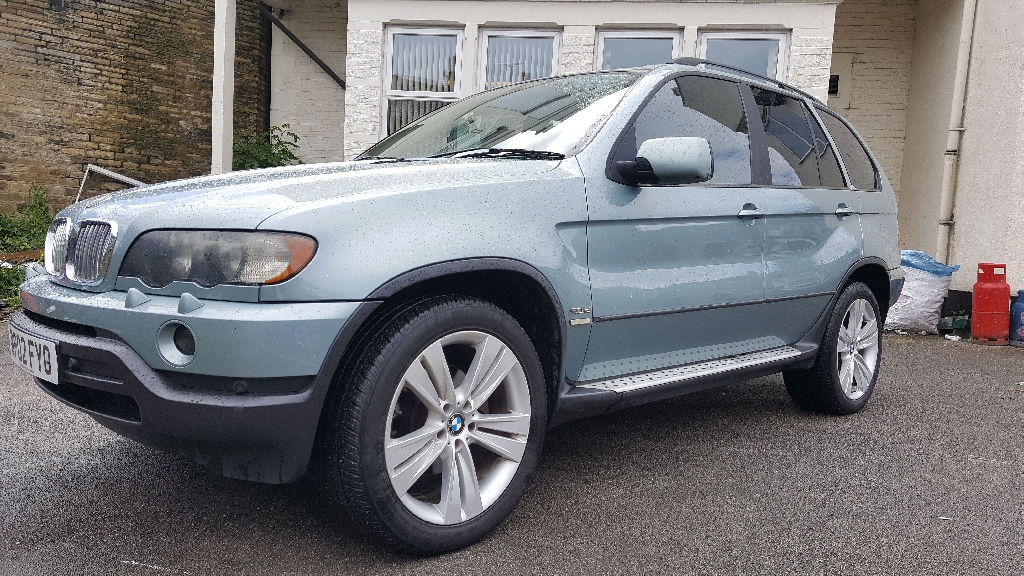 Bmw x5 3.0 d engine andgearbox perfect miles 140000 offers
