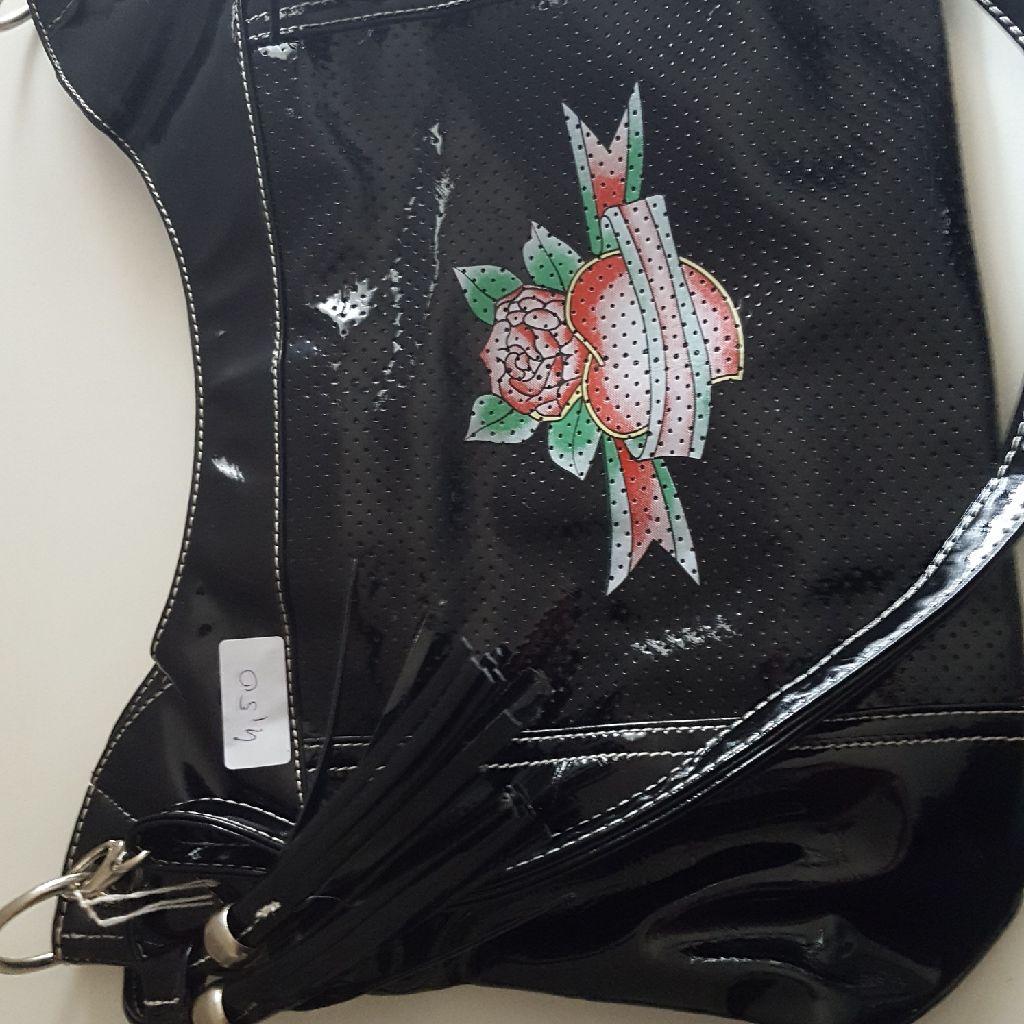 BIG A4 Black Bag