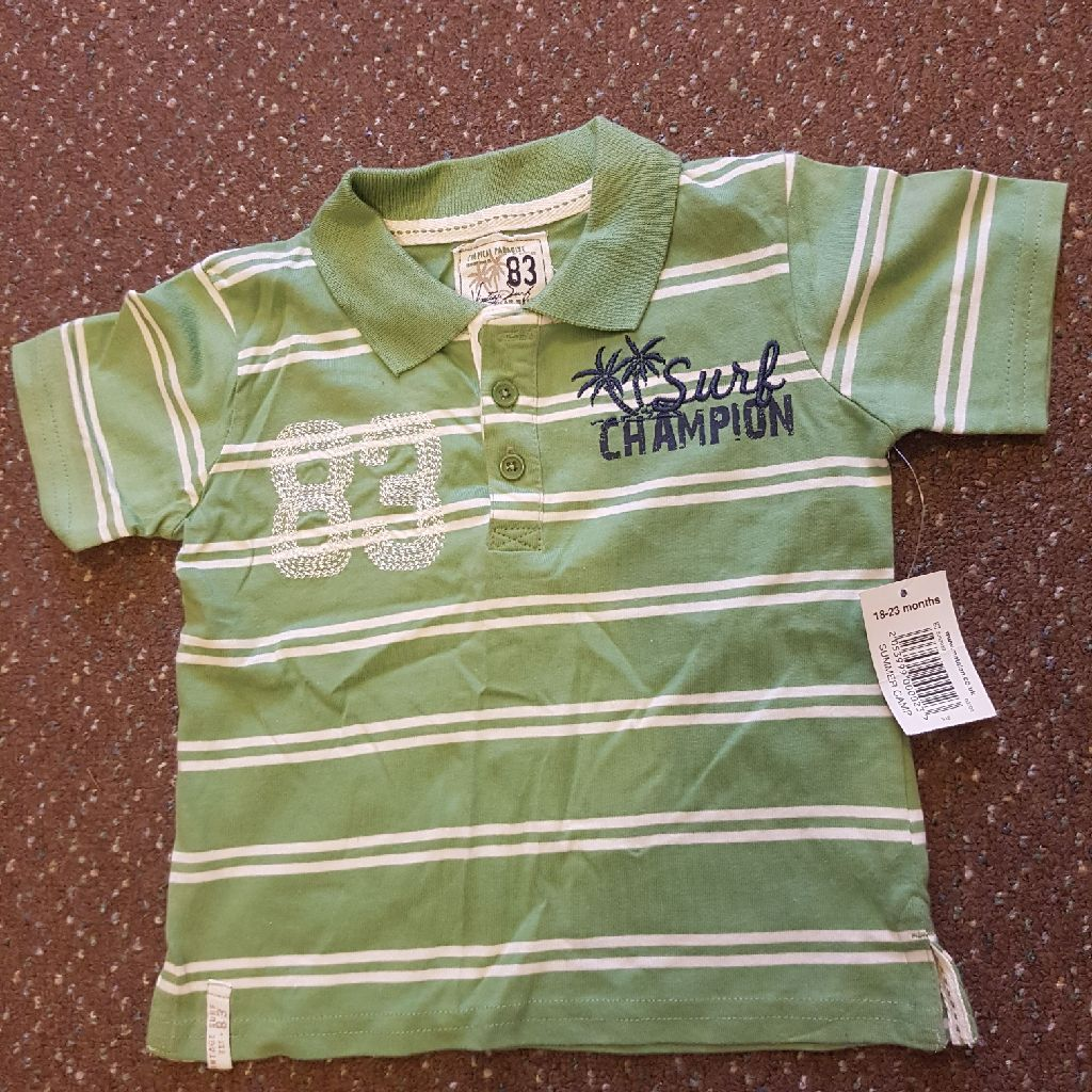 Baby toddler Tshirt 18-23 months  NEW with label