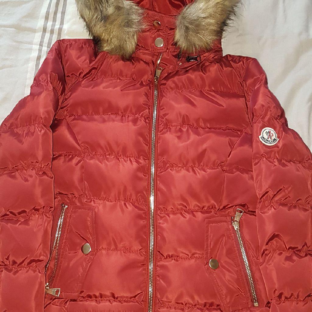 Moncler coat