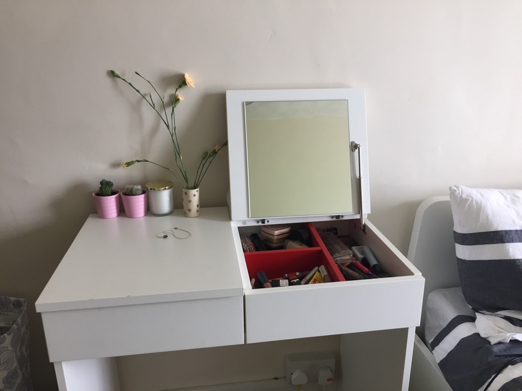 IKEA dressing Table and bookcase