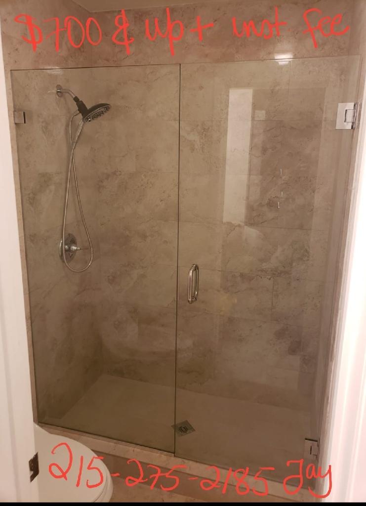 Shower doors for sale brand new