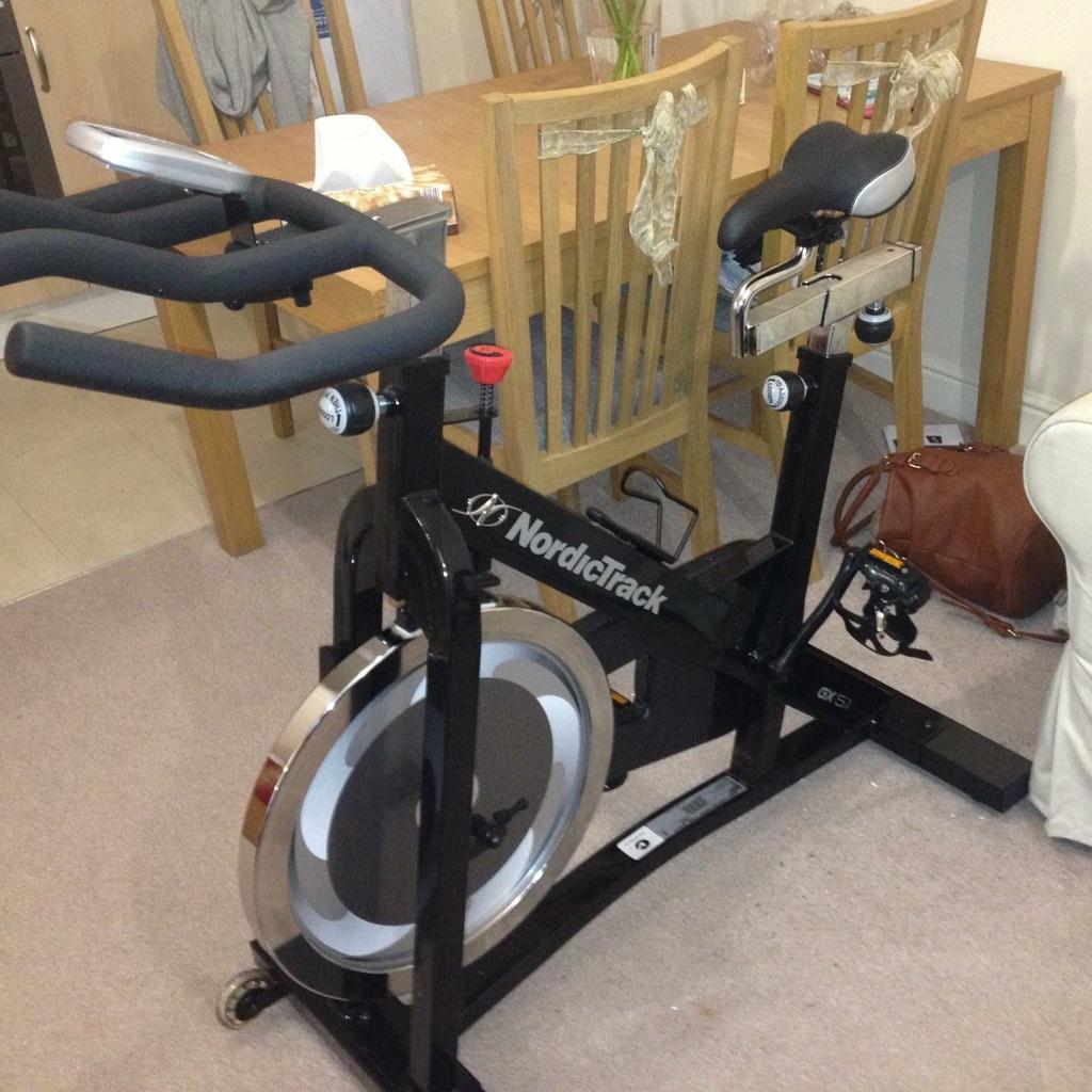 Nordic track GX 5.1 indoor cycle exercise bike