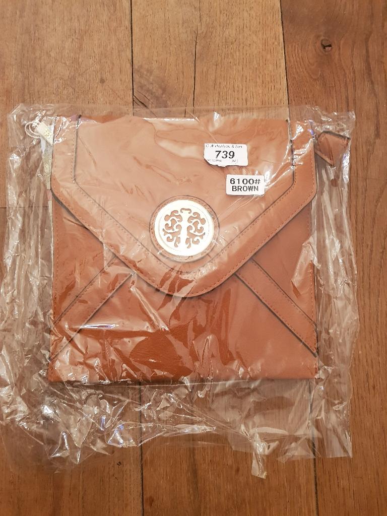 New brown bag