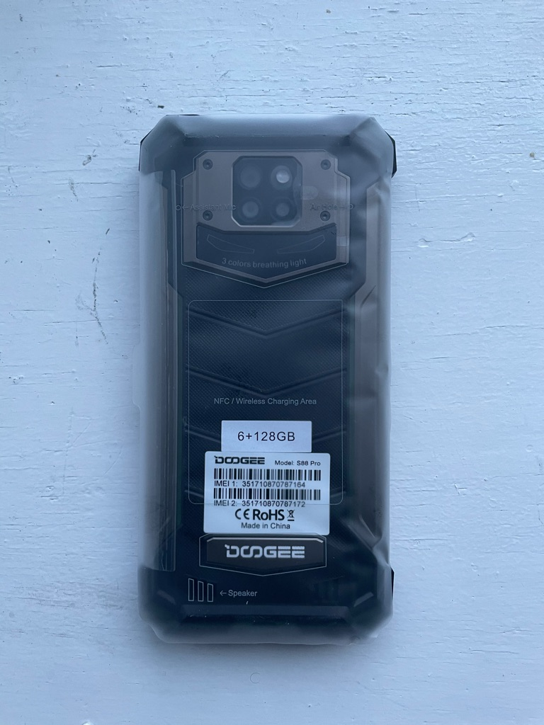 DOOGEE S88 PRO (Unlocked) Smartphone