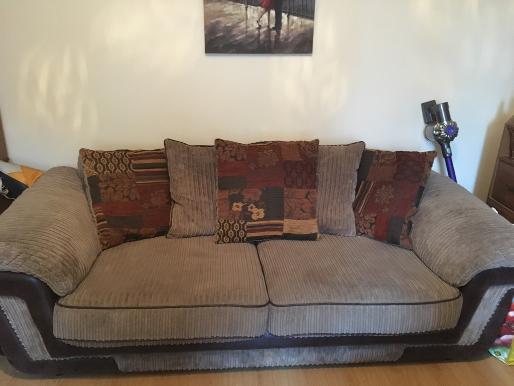 DFS 3/4 seater sofa