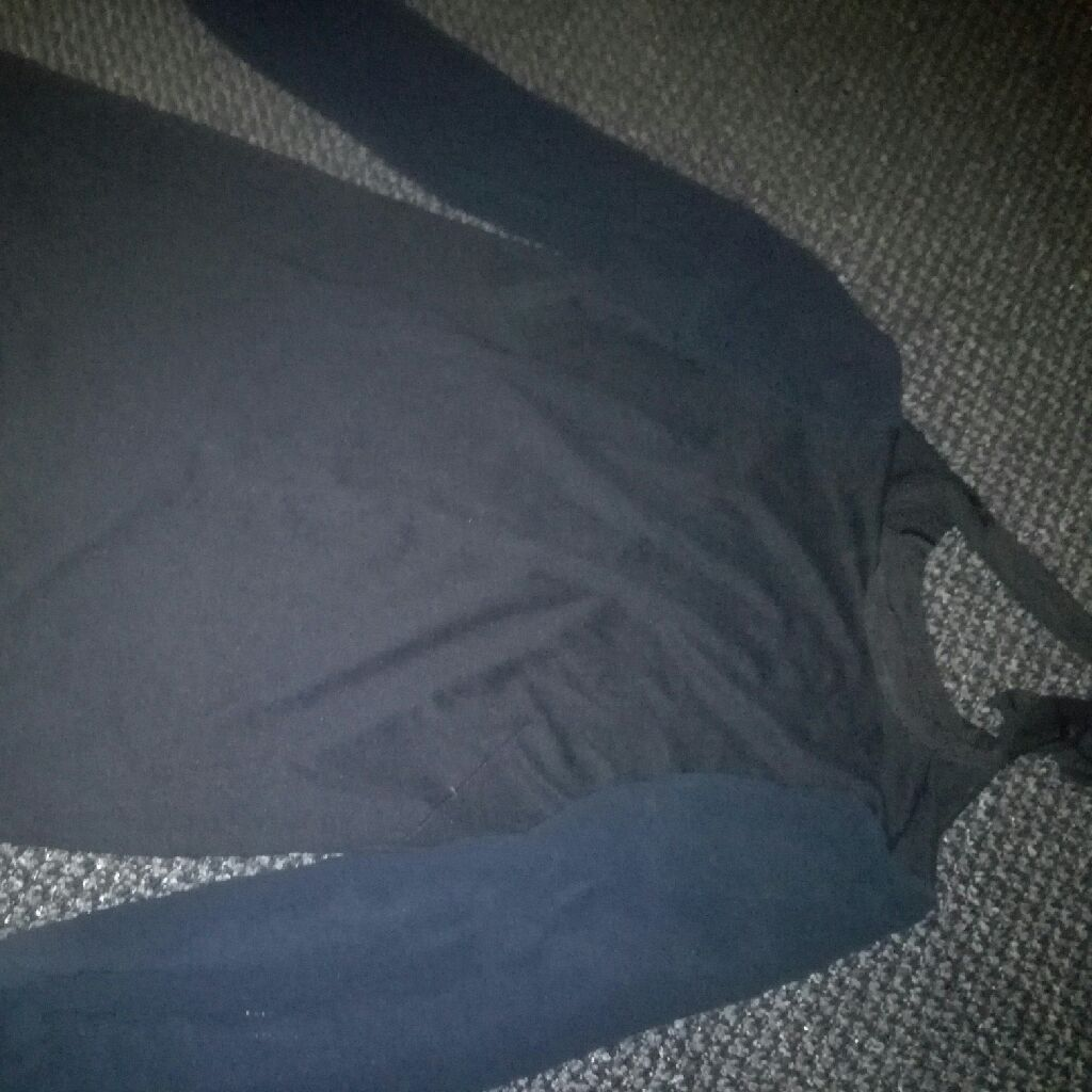 Long blouse size 8