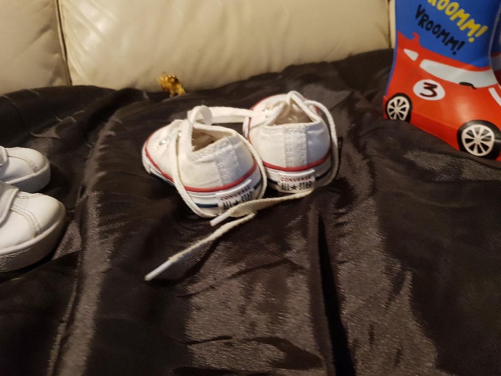 Size 4 and 5 shoe bundle