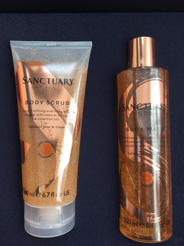 Sanctuary cosmetics