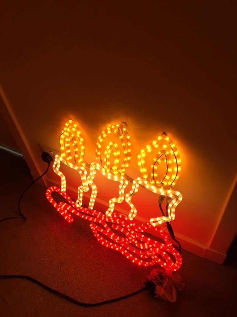 Christmas Rope light